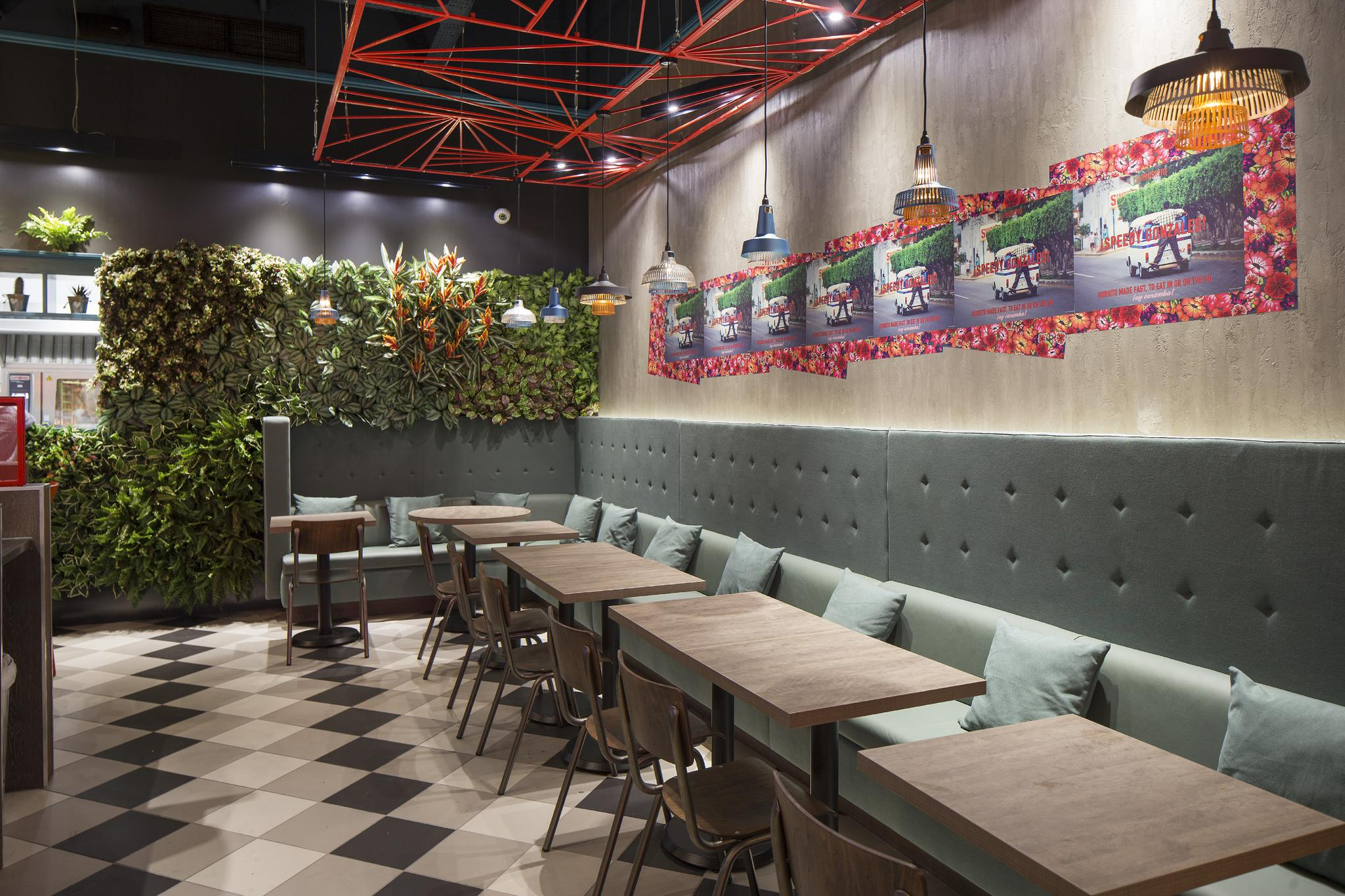 Oasis Interior Landscaping Northern Restaurant Bar 2017 Serving Northern Hospitality